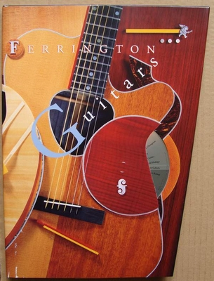 Ferrington Guitars + CD