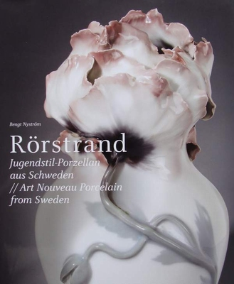 Rörstrand Art Nouveau Porcelain from Sweden