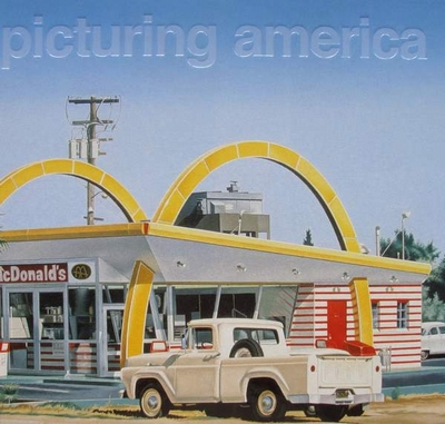 Picturing America : Photorealism in the 1970s