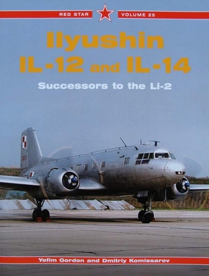 Il Yushin IL-12 and IL-14 - Successors to the LI-2