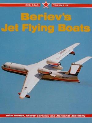 Beriev's Jet Flying Boats