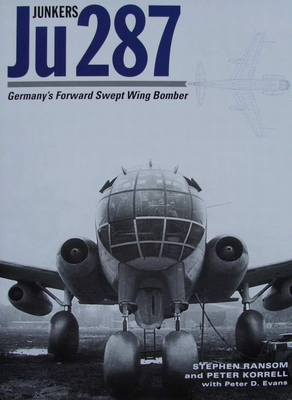Junkers Ju 287 - Germany's Forward Swept Wing Bomber