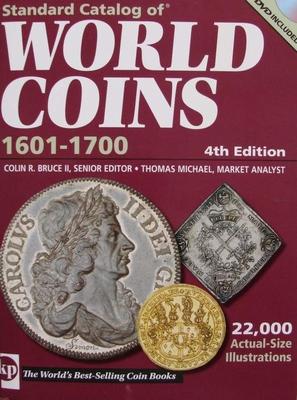 Standard Catalog Of World Coins 1601-1700