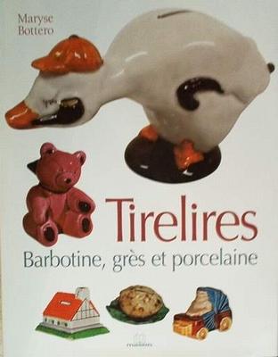 Tirelires - barbotine,gres & porcelaine