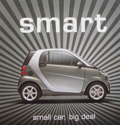 Smart - Small Car, Big Deal