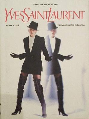 "Universe of fashion ""Yves Saint Laurent"""