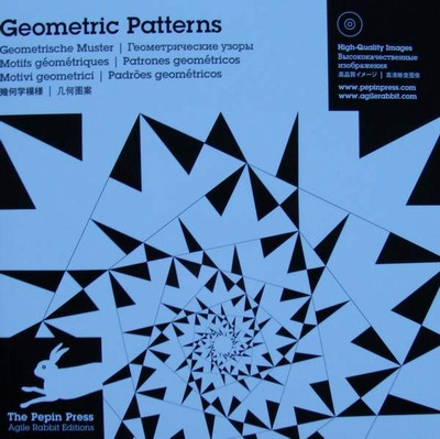 Geometric Patterns - High Quality Images + CD-ROM