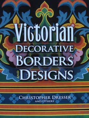 Victorian Decorative Borders and Designs