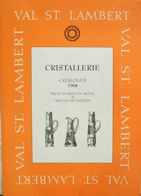 Val Saint Lambert catalogue 1908
