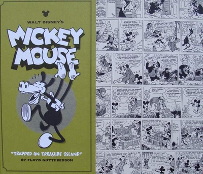 Walt Disney's Mickey Mouse : Trapped on Treasure Island