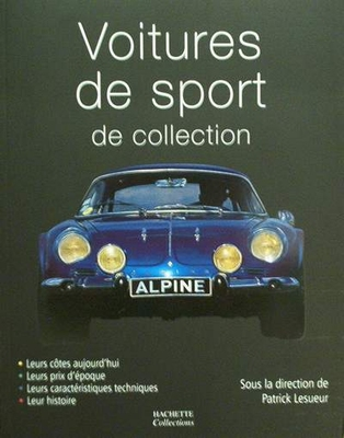 Voitures de sport de collection