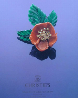 Christie's - Magnificent Jadeite Jewellery