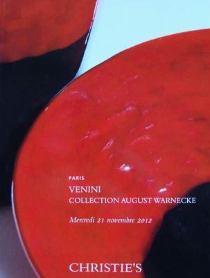 Christie's Auction Catalog : Venini