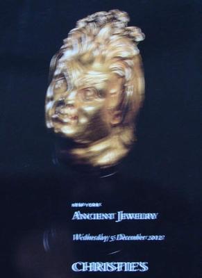 Christie's Auction Catalog : Ancient Jewelry
