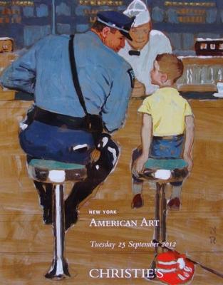 Christie's Auction Catalog : American Art
