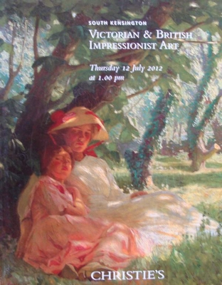 Auction Catalog : Victorian & British Impressionist Art