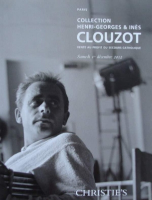Christie's Catalog : Collection Henri-Georges & Inès Clouzot