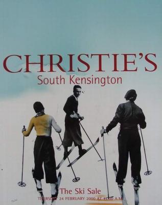 Christie's Auction Catalog : The Ski Sale
