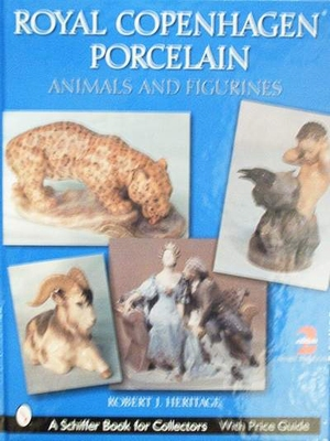 Royal Copenhagen Porcelain Animals & Figurines + price guide