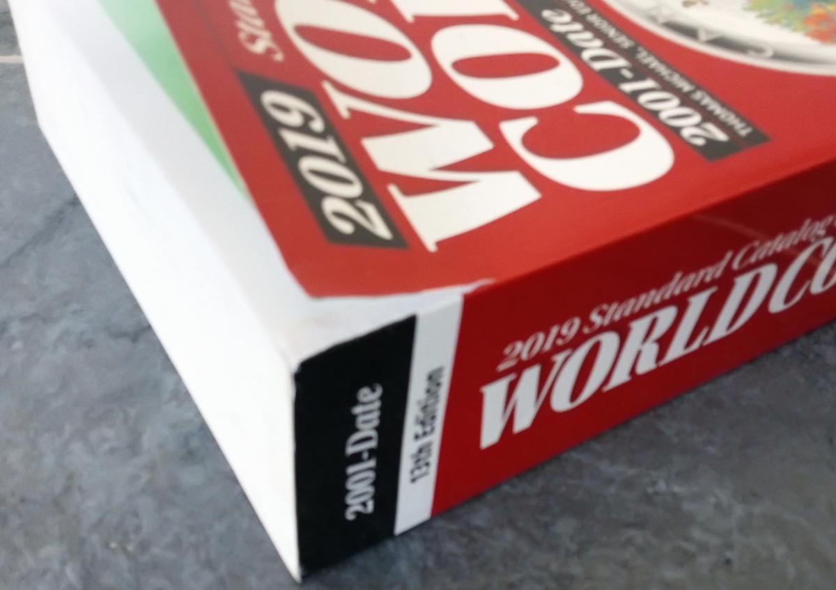 2019 Standard Catalog of World Coins 2001-Date
