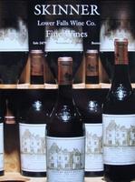 Auction Catalog - Fine Wines - November 4, 2009