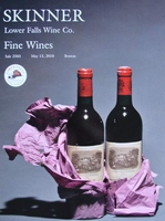 Auction Catalog - Fine Wines - May 13, 2010