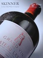 Auction Catalog - Fine Wines - November 8, 2011