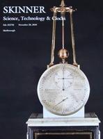 Auction Catalog - Science, Technology & Clocks - 11/20/2010