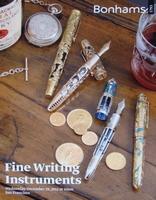 Auction Catalog - Fine Writing Instruments - December, 2012