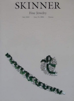 Skinner Auction Catalog - Fine Jewelry - June 15, 2004