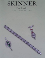 Skinner Auction Catalog - Fine Jewelry - March 16, 2004
