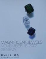 Phillips Auction Catalog - Magnificent Jewels