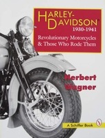 Harley Davidson Motorcycles 1930 - 1941