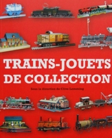 Train jouets de collection