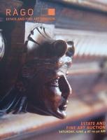 Rago Auction Catalog - Estate and Fine Art - June 4, 2005