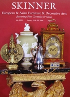 Auction Catalog - European & Asian Decorative Art