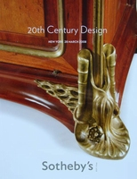 Sotheby's Auction Catalog - 20th Century Design