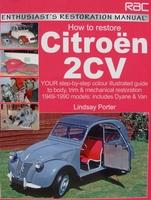 How to restore Citroën 2CV (Citroen)