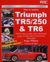 How to Restore Triumph TR5, TR250 & TR6