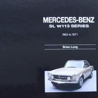 Mercedes Benz SL - W113-series 1963 to 1971