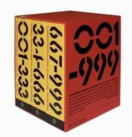001-999 Classiques Phaidon du Design - 3 Volumes