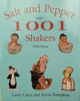 1001 Salt & Pepper shakers with price guide