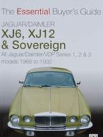 Jaguar / Daimler XJ6, XJ12 & Sovereign - 1968 to 1992