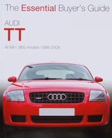 Audi TT - All Mk1 (8N) models: 1998-2006