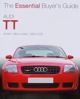 Audi TT – All Mk1 (8N) models: 1998-2006