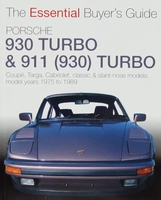 Porsche 930 Turbo & 911 (930) Turbo - 1975 to 1989