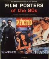 Film posters of the 90s