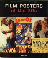 Film posters of the 30s