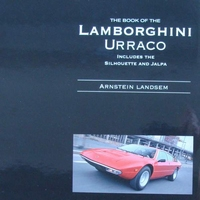 The Book of the Lamborghini Urraco