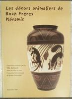 Les décors animaliers de Boch Freres Keramis
